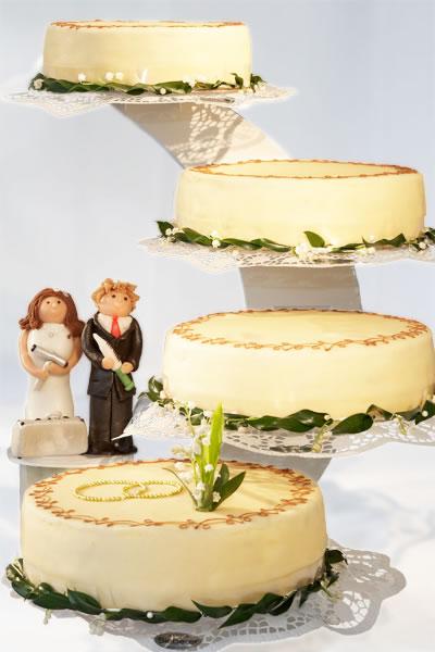 Backerei Sieberer Filzmoos Hochzeitstorten